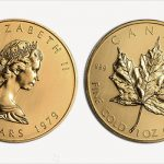 1979 Canada 1 oz Gold Maple Leaf