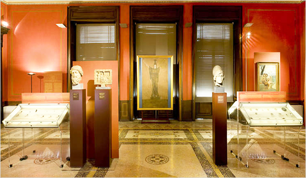 Numismatic Museum in Athens, Greece
